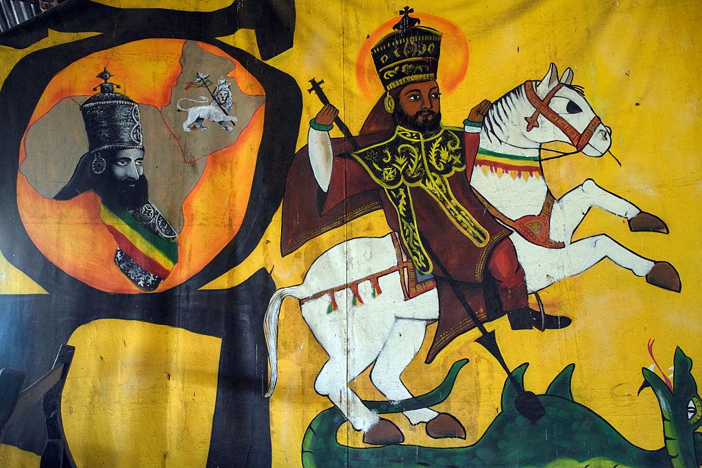 Kapuściński y Haile Selassie, el Rastafari detrás de un dios