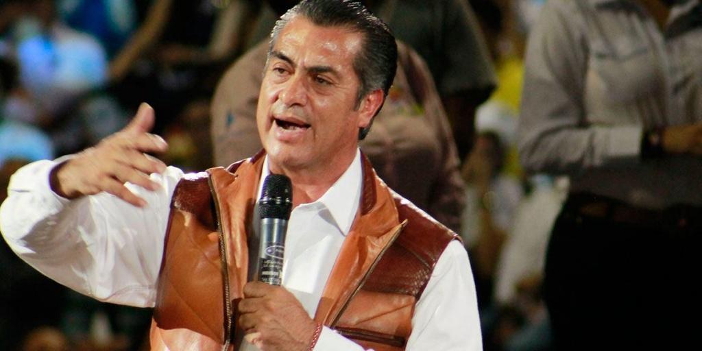Gobernador de Nuevo León, Jaime Rodríguez. (Sitio Oficial Jaime Rodríguez)
