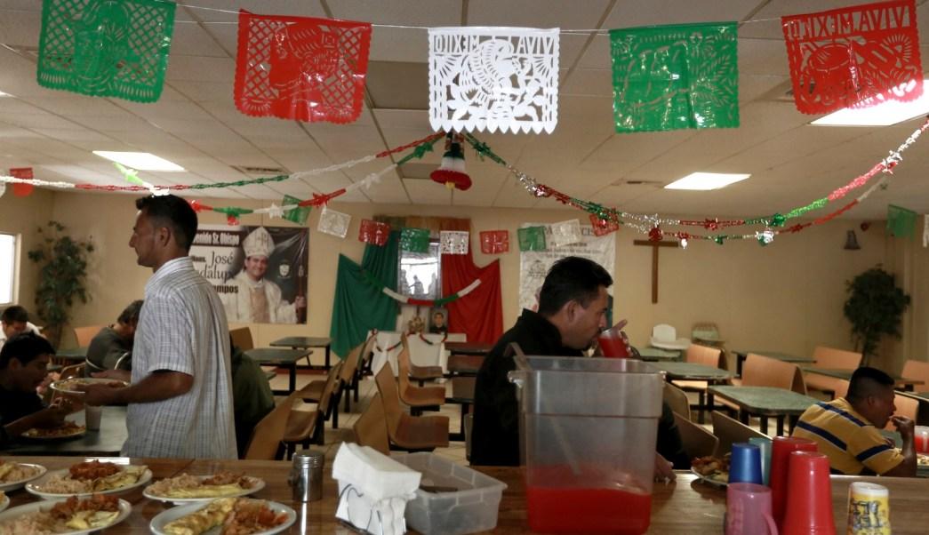 Iglesia de Ciudad Juárez, Chihuahua, da asilo a migrantes. (AP, Archivo)
