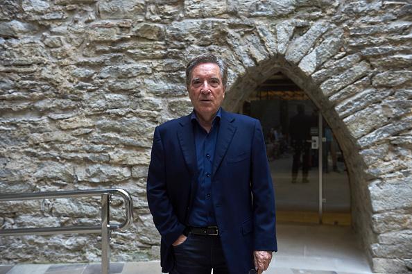 Iñaki Gabilondo, periodista español, en Despierta con Loret. (Getty Images)