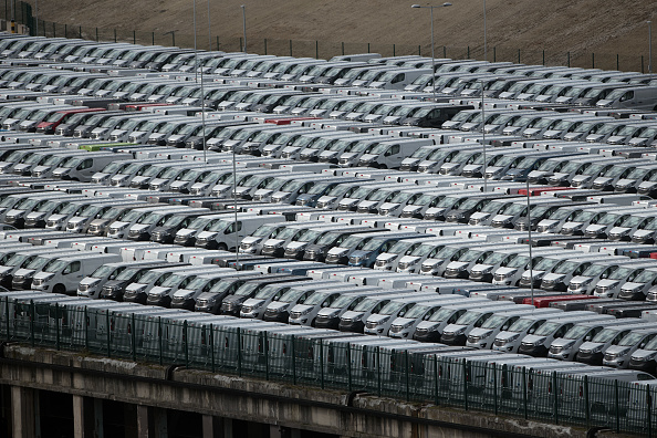 Datos de la AMIA indican que la industria automotriz repuntó en febrero (Getty Images)