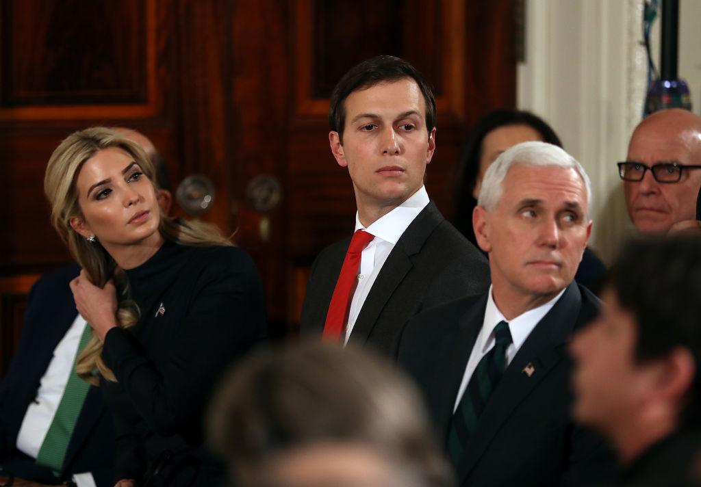 Jared Kushner, yerno del presidente Donald Trump y consejero de la Casa Blanca.