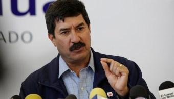 Javier Corral, gobernador de Chihuahua. (Reuters)