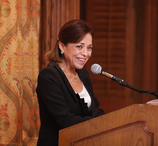 Josefina Vázquez Mota, candidata del PAN al gobierno del Estado de México, chepina,