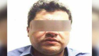 Juan José Esparragoza Monzón, alias, 'El Negro', fue detenido en enero pasado en Culiacán, Sinaloa, por elementos de la Policía Federal. (PGR, archivo)