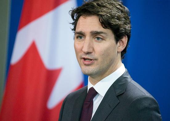 Justin Trudeau, primer ministro de Canadá, legalizar marihuana, marihuana recreativa