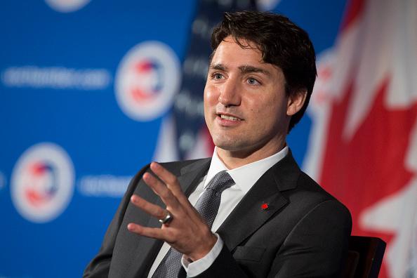 Justin Trudeau, primer ministro de Canadá. (Getty Images)