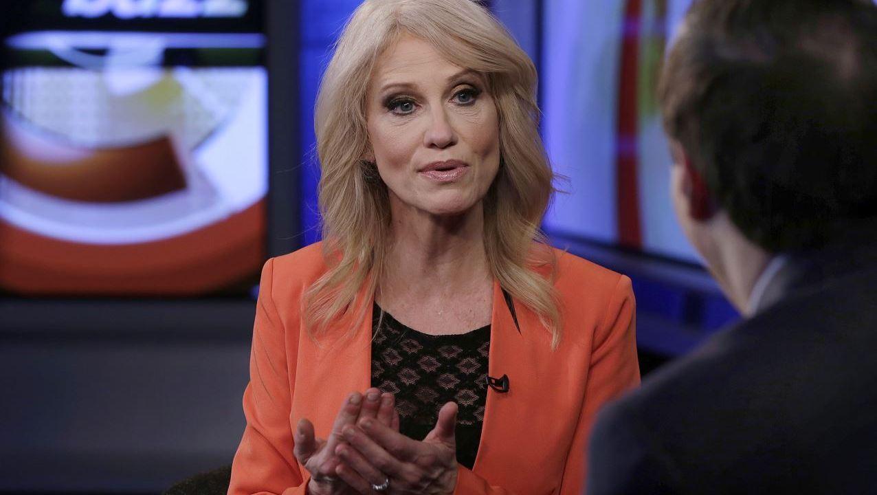 Kellyanne Conway, asesora de la Casa Blanca (AP)