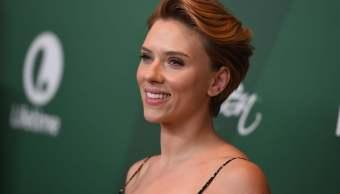 La Scarlett Johansson y Romain Dauriac, un periodista y coleccionista de arte, se casaron en secreto en 2014 en Estados Unidos.