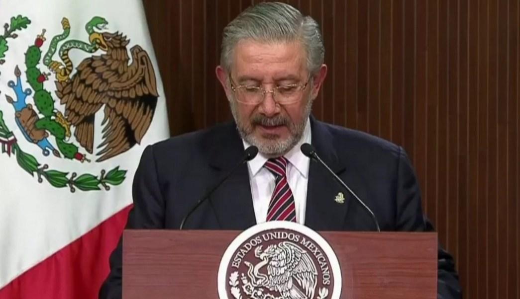 Ministro Luis María Aguilar Morales, presidente de la SCJN.