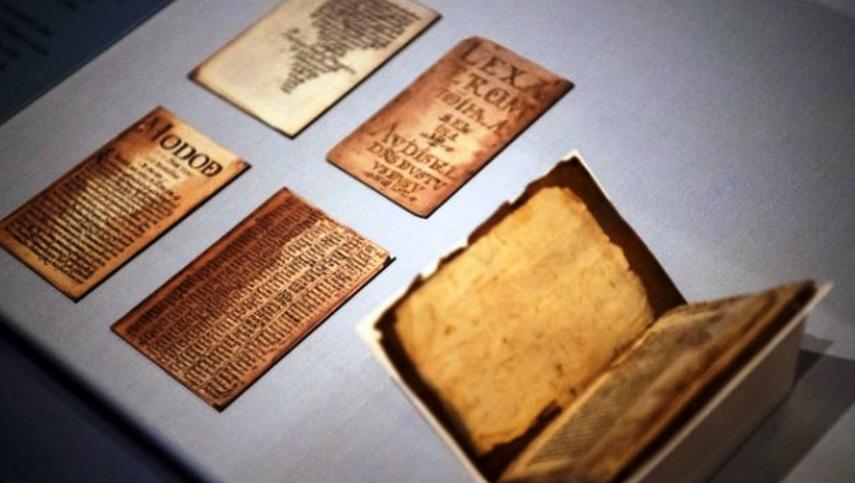 Vuelve a México el manuscrito robado de Luis de Carvajal, el documento será exhibido en el Museo Memoria y Tolerancia (Twitter @enlacejudio)