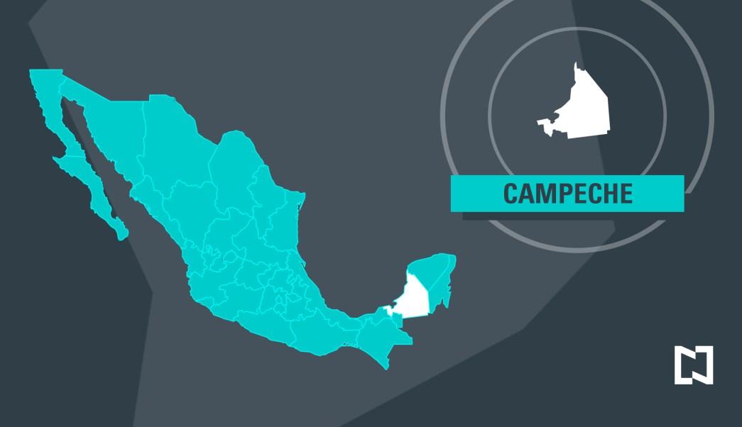 Aseguran más de mil litros de diésel en Campeche; hay 4 detenidos