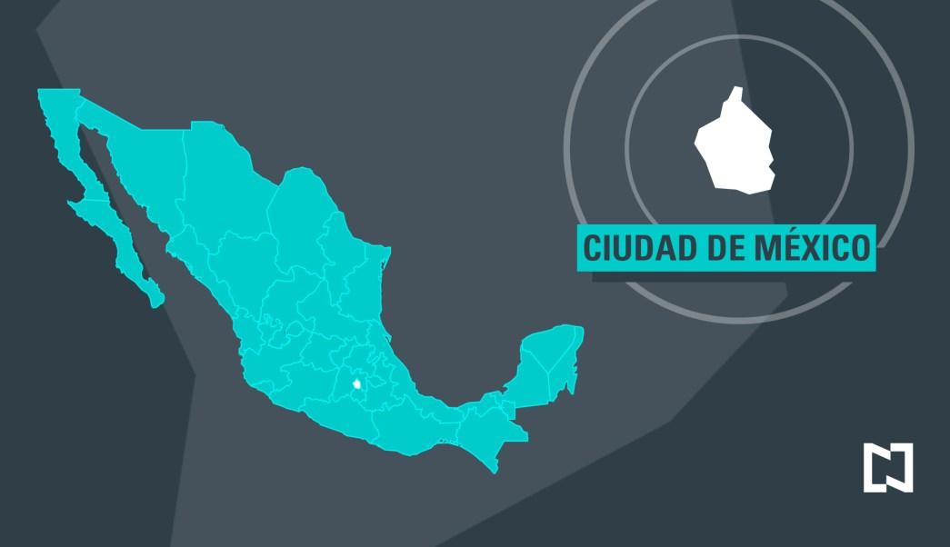 Mapa de Ciudad de México de Noticieros Televisa