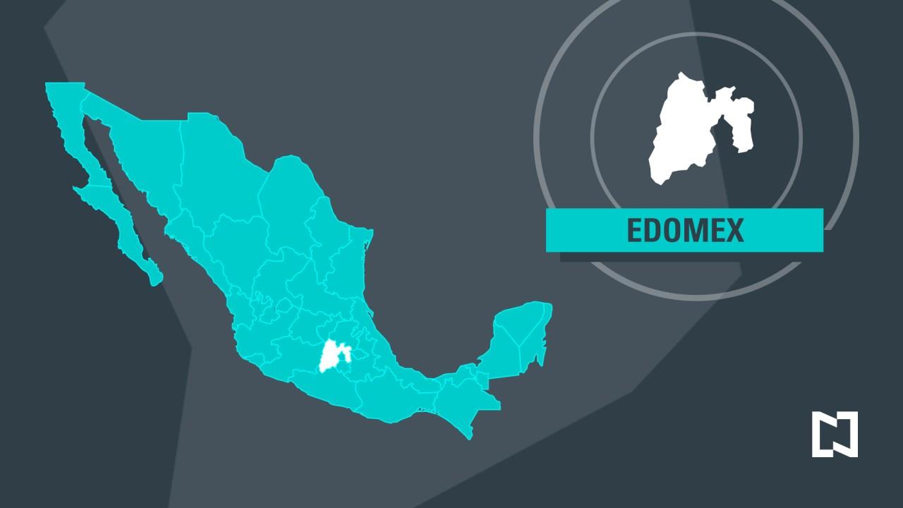 Mapa Estado de México