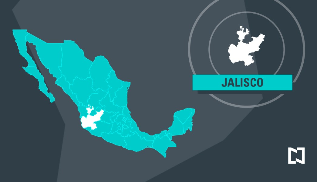 Mapa de la República Mexicana y Jalisco Noticieros Televisa
