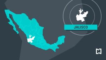 Mapa de Jalisco Noticieros Televisa