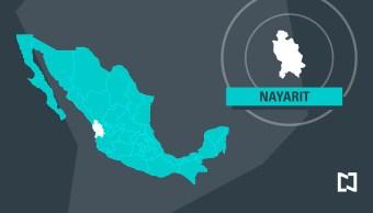 Mapa de Nayarit - Marzo 2017 (Noticieros Televisa)