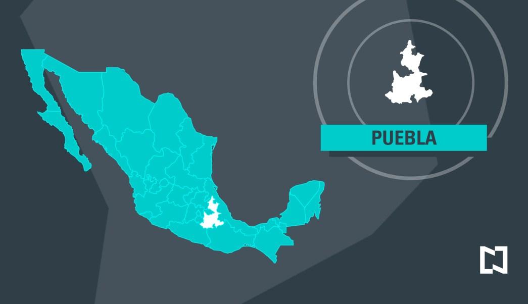 Mapa de Puebla de Noticieros Televisa