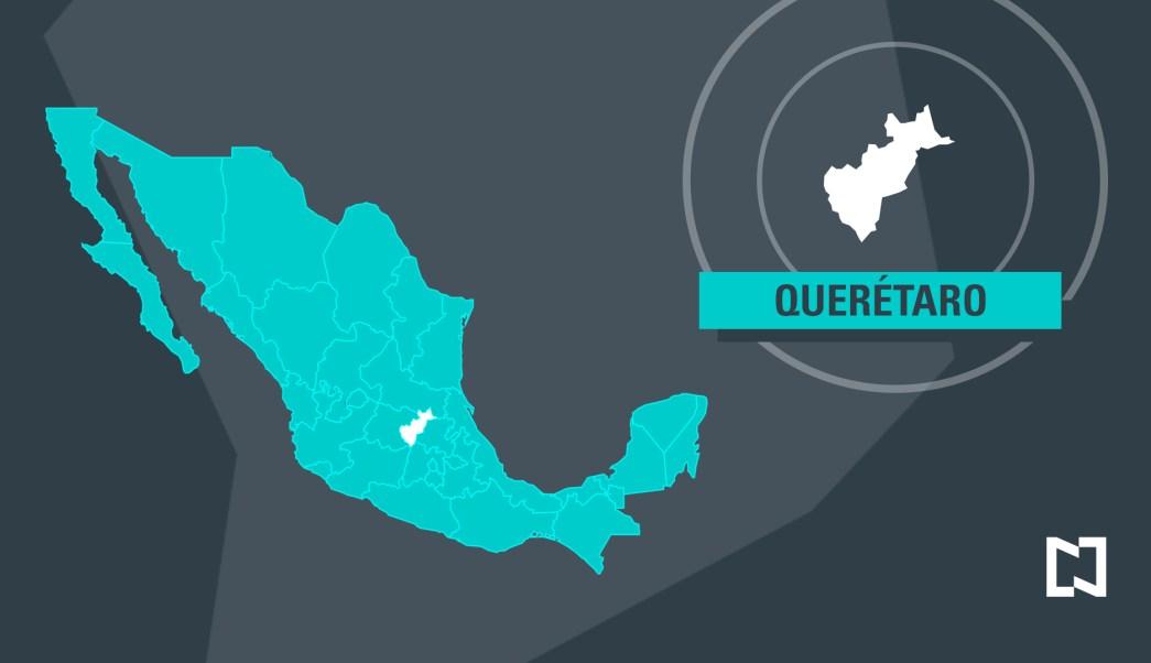 Mapa de Querétaro - Marzo 2017 (Noticieros Televisa)