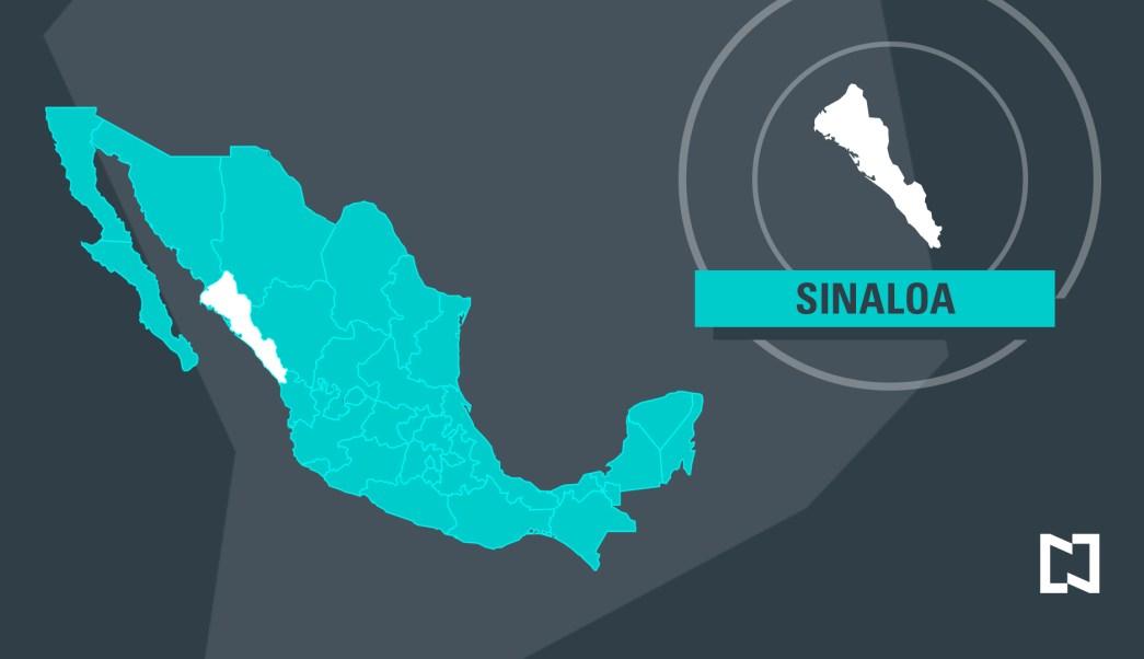 Foto: Mapa de Sinaloa