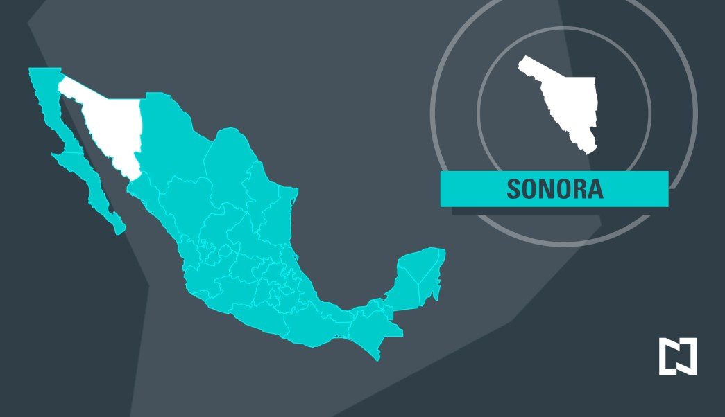Reportan toma de rehenes durante asalto a banco en Hermosillo