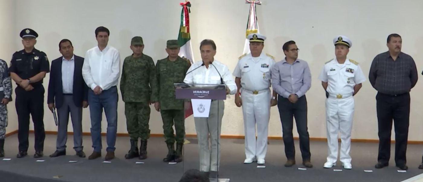 Confirman 8 muertos tras ataque armado en Coxquihui, Veracruz