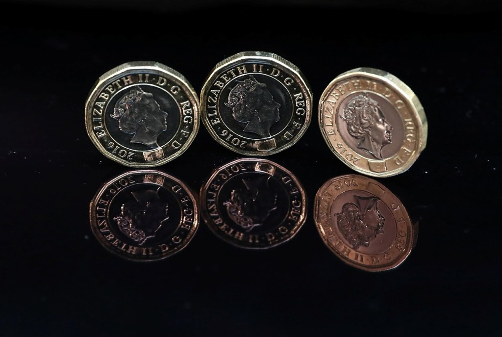 Moneda británica segura. (Reuters)