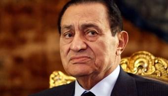 l presidente de Egipto, Hosni Mubarak, en el palacio presidencial en El Cairo el 19 de octubre de 2010 (Reuters/archivo)