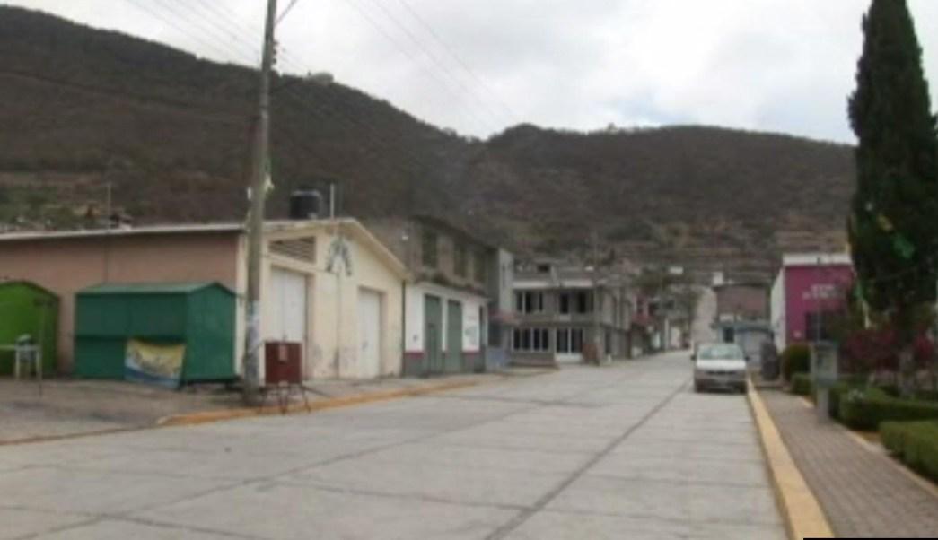 Municipio de San Sebastián Nicananduta, Oaxaca, sobrevive de remesas. (Noticieros Televisa)