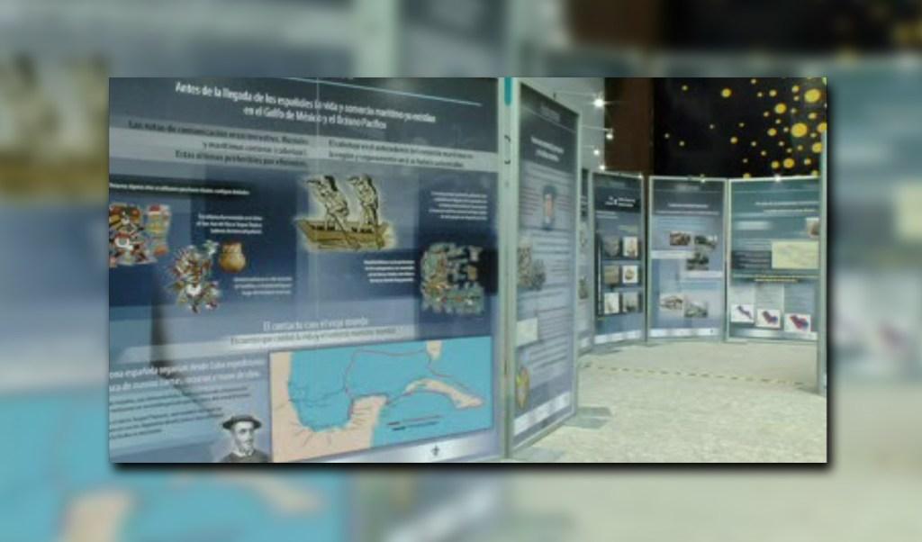 Exposición fotográfica sobre la historia del Puerto de Veracruz (Noticieros Televisa)