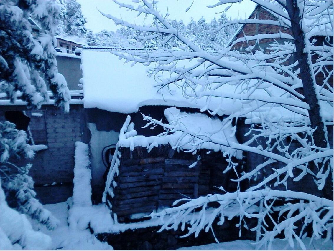 Severa nevada que afectó a 19 municipios en Chihuahua en febrero; autoridades federales terminan la emergencia (NTX, archivo)