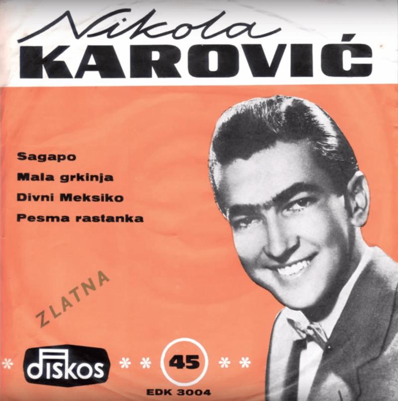 Nikola Karovic.