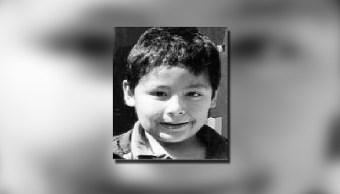Autoridades localizan a Fernando Gabriel Mexicano Cano, quien se extravió en la colonia Citlalli, en la delegación Iztapalapa (Twitter @PGJDF_CDMX)