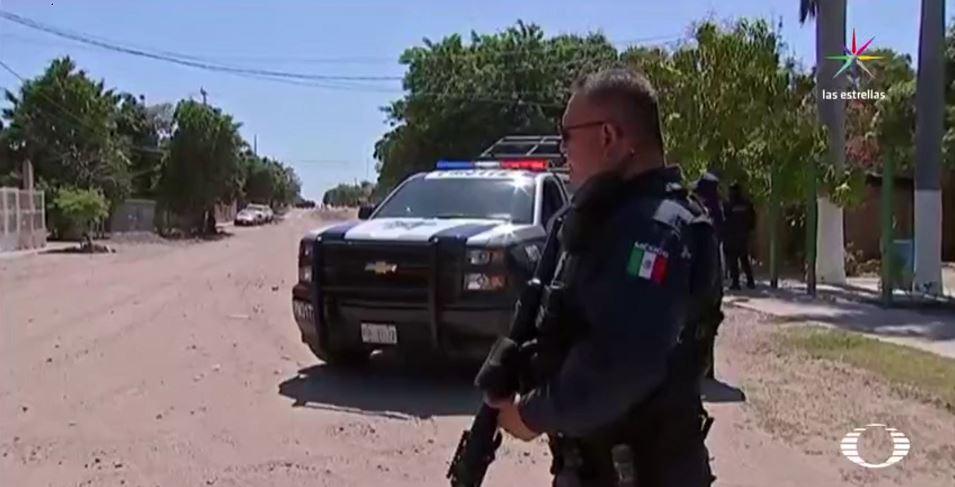 En el operativo Encrucijada participaron 500 elementos, entre policías ministeriales y estatales de Puebla, Gendarmería, Ejército y Marina. (Noticieros Televisa)