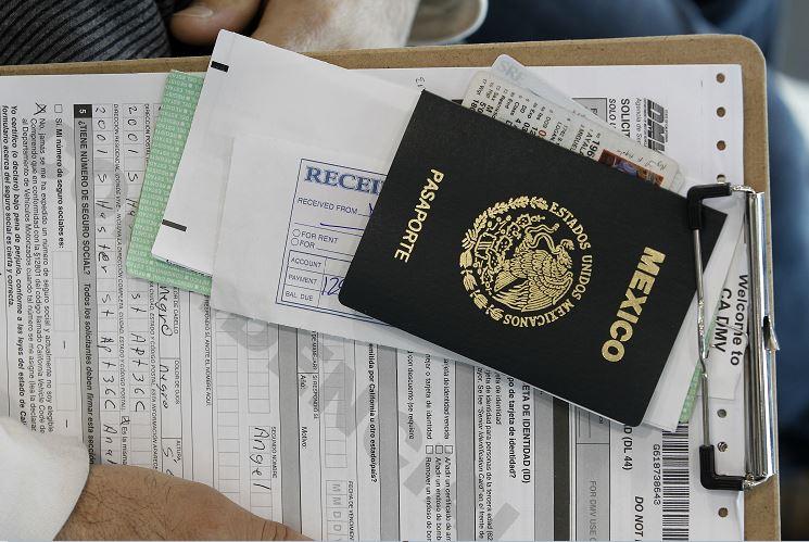 De enero la fecha, han emitido dos mil 500 pasaportes, cifra superior al mismo mes, del año anterior. (AP, archivo)