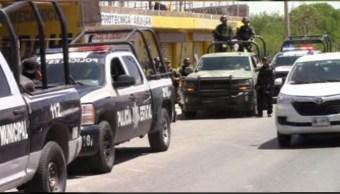 Autoridades de San Luis Potosí y Zacatecas realizan operativos conjuntos para disminuir la delincuencia (Noticieros Televisa)