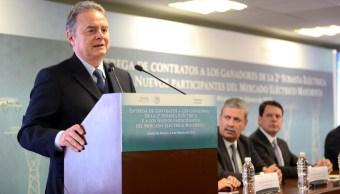 Pedro Joaquín Coldwell, secretario de Energía. (Notimex