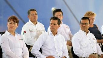 Peña Nieto menciona que las personas que se oponen a que el sector energético realice alianzas con la iniciativa privada, lo hacen por irresponsabilidad o desconocimiento (Presidencia de la República)