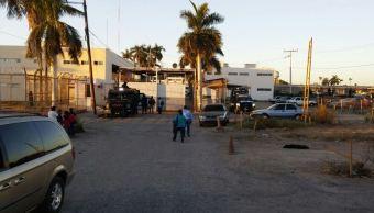 Penal de Aguaruto, Culiacán. (Twitter@DBT_Mazatlan)