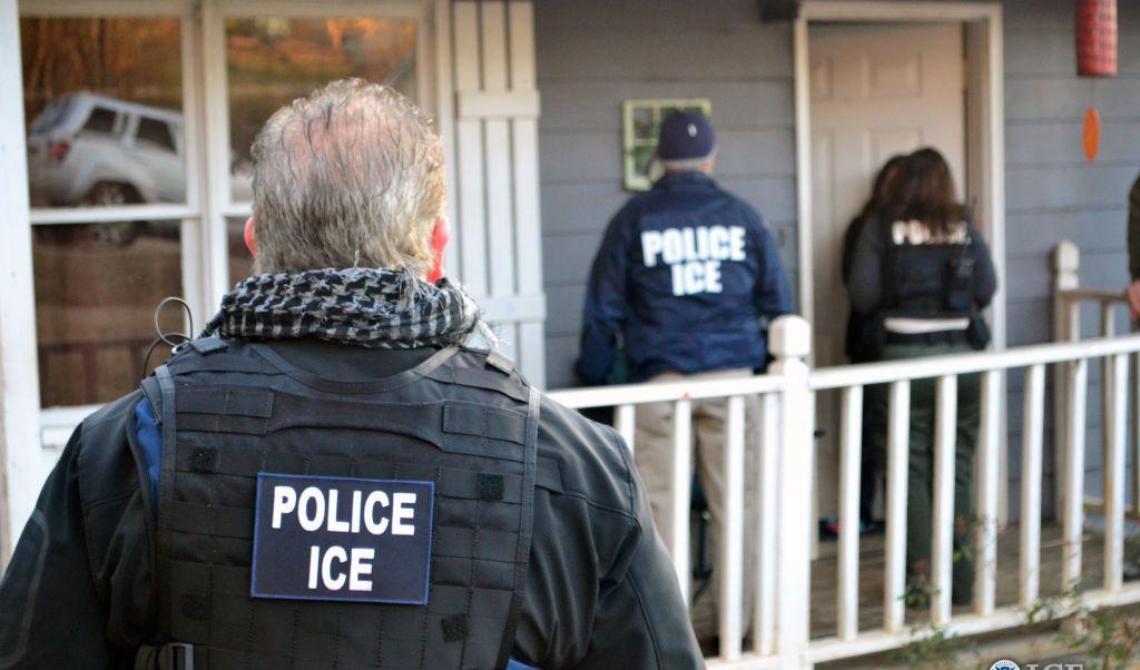Pensilvania, Virginia Occidental y Delaware son los estados con más detenciones de inmigrantes.