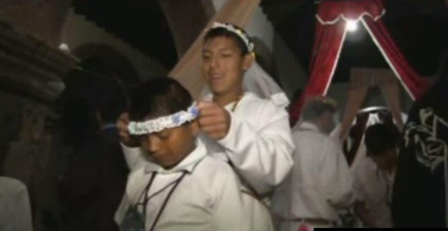 Peregrinos se preparan con oración y penitencia para la Semana Santa en Guanajuato
