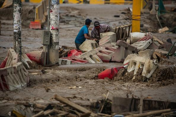 Unas 72 personas han muerto, 23 mil hectáreas de cultivos han sido afectados (Getty Images)
