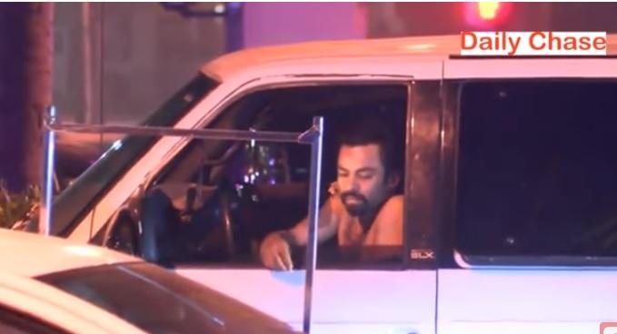Policías de Los Ángeles matan a tiros a un hombre de origen latino.