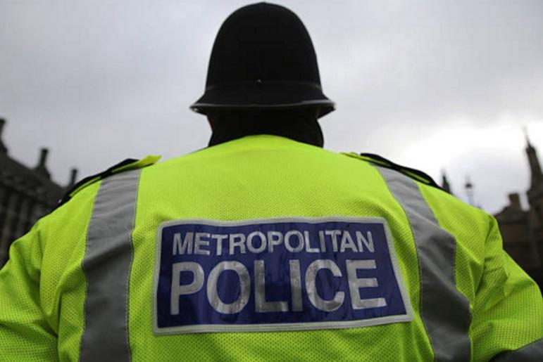 Autoridades de Londres despliegan un operativo de seguridad en las calles por un auto sospechoso (Getty Images/archivo)