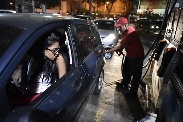 La OCDE reportó aumento en la inflación, debido al alza en los precios de la gasolina (Gettyi Images, archivo)
