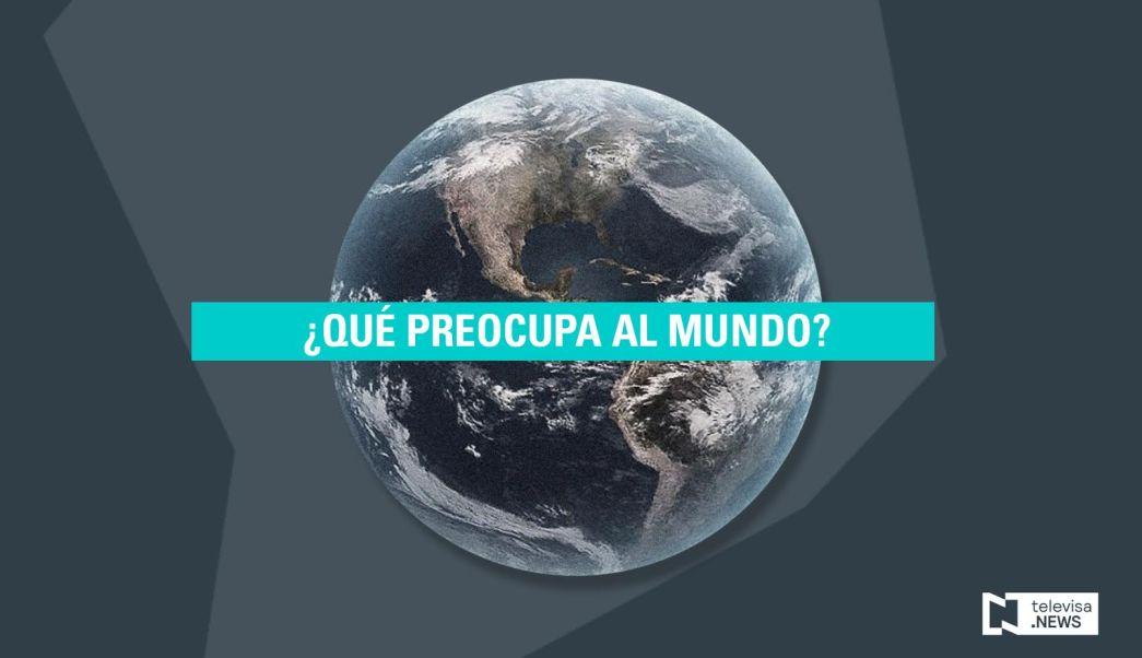 El informe también analiza si los ciudadanos creen que las cosas van bien sus respectivos países y ahí los mexicanos son los más pesimistas. (Ipso)