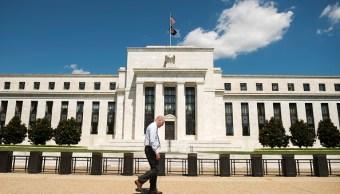 La Reserva Federal dio a conocer su reporte llamado Libro Beige, sobre el desarrollo económico de Estados Unidos. (Getty Images)