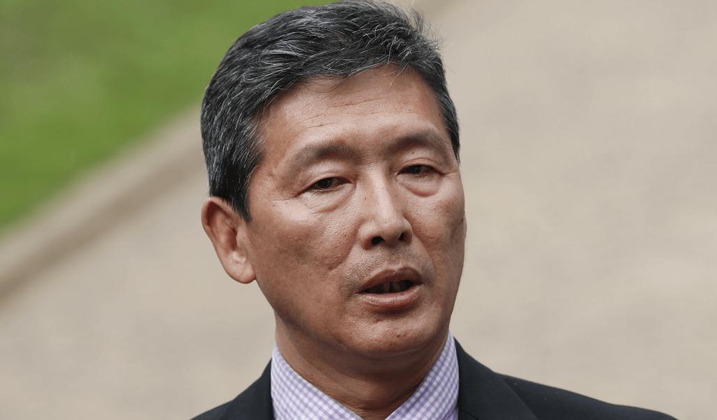Ri Tong Il, exembajador de Corea del Norte en la ONU, encabeza una delegación norcoreana desplazada a Malasia. (AP)