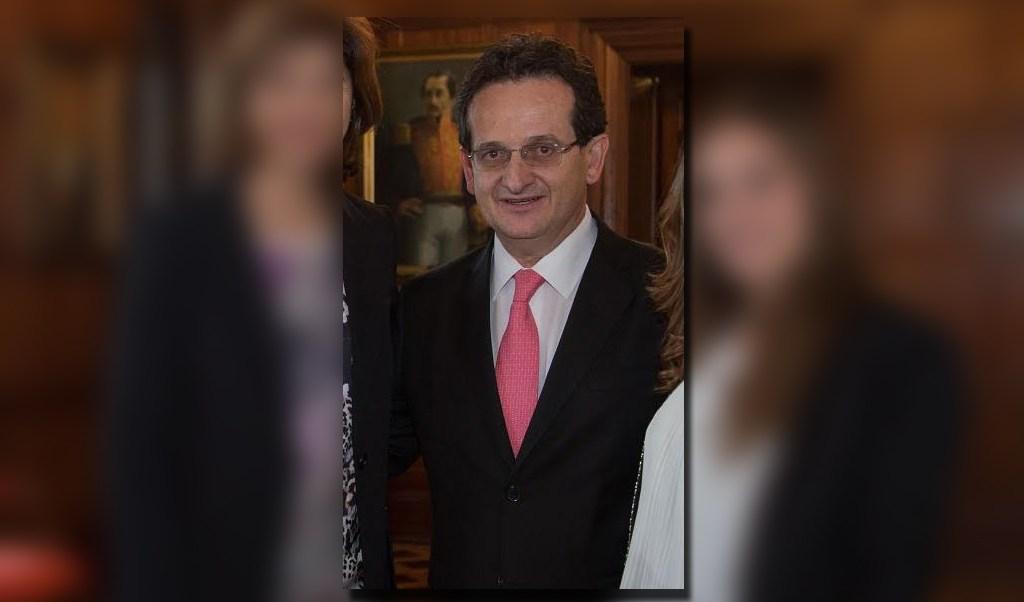 Ricardo Lozano Forero toma posesión como Embajador de Colombia ante la República Bolivariana de Venezuela (cancilleria.gov.co)