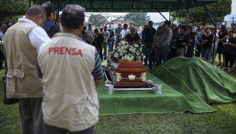 Con la muerte de Ricardo Monlui, suman 20 periodistas asesinados en Veracruz desde 2011.